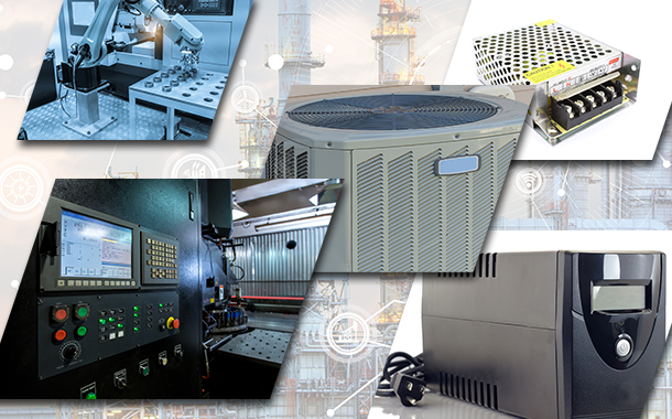 The power supply & industry